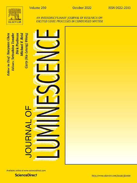 Journal of Luminescence