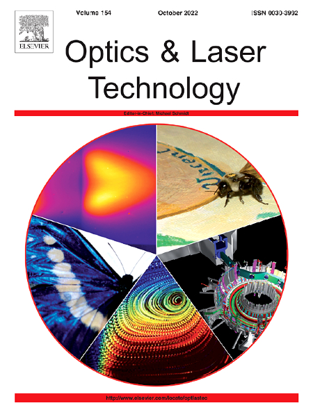 Optics & Laser Technology