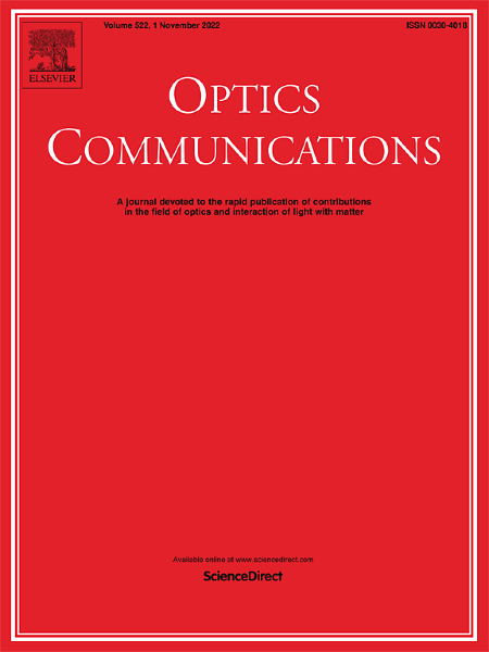 Optics Communications